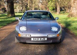 1987 Porsche 928 S4 SOLD by Auction