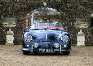 1972 Porsche 356 Speedster by Chesil SOLD by Auction