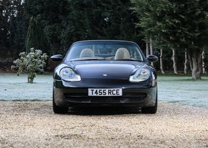 1999 Porsche 911 / 996 Carrera Convertible Tiptronic S SOLD by Auction