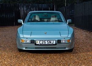 1986 Porsche 944 SOLD by Auction