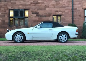 1991 Porsche 944 Turbo Cabriolet SOLD by Auction