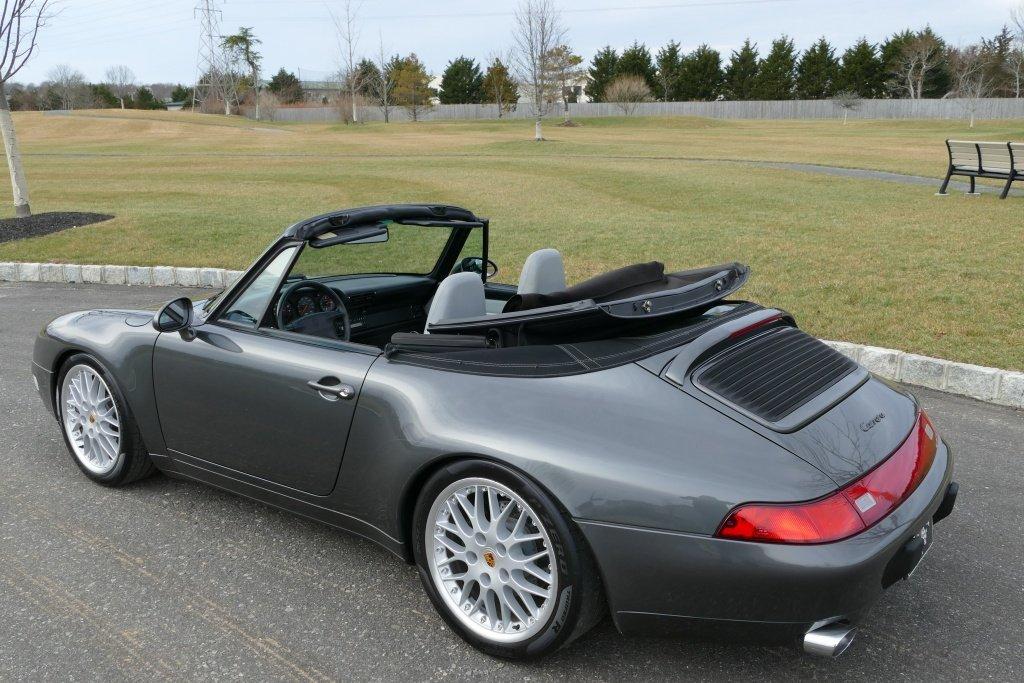 1996 Porsche 993 For Sale (picture 3 of 6)
