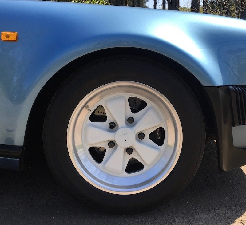 1986 Porsche 911 SuperSport - 3.2 Carrera, Turbolook, 1 of 220 For Sale (picture 5 of 6)