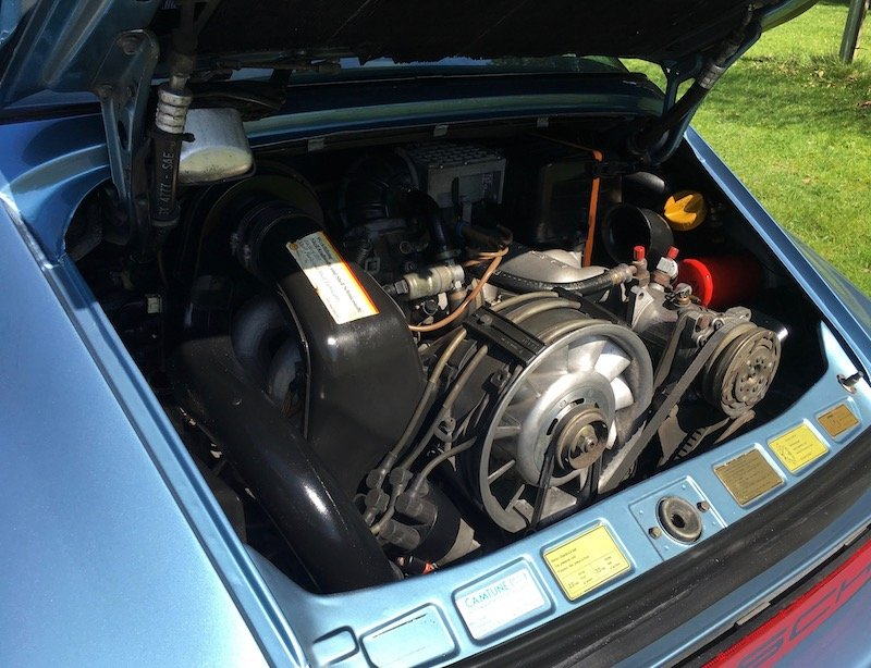 1986 Porsche 911 SuperSport - 3.2 Carrera, Turbolook, 1 of 220 For Sale (picture 6 of 6)