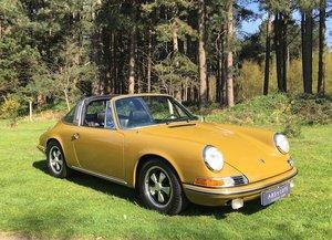 1969 Porsche 912 Targa Stunning, Matching Numbers, Porsche COA SOLD