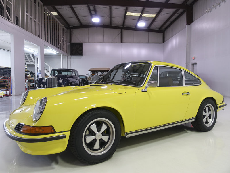 1973 Porsche 911S 2.4 Sunroof Coupe For Sale (picture 1 of 6)