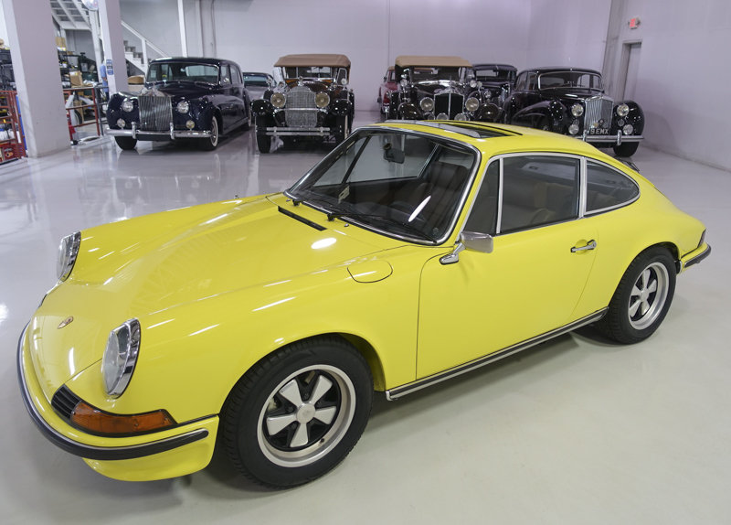 1973 Porsche 911S 2.4 Sunroof Coupe For Sale (picture 2 of 6)