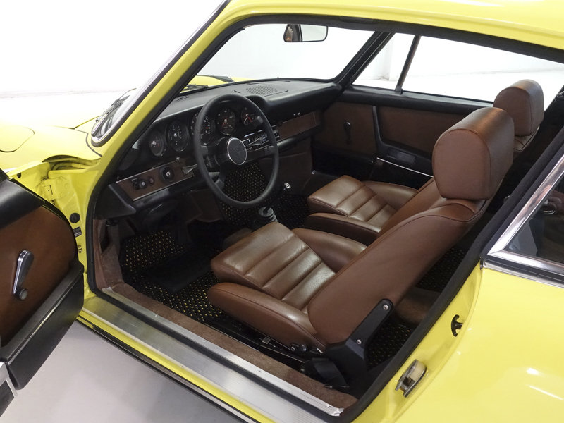 1973 Porsche 911S 2.4 Sunroof Coupe For Sale (picture 3 of 6)