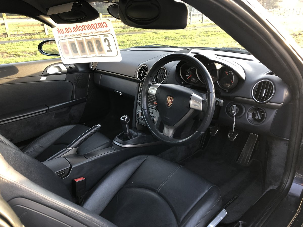 2008 Porsche Cayman 987 2.7 Manual SOLD (picture 5 of 6)