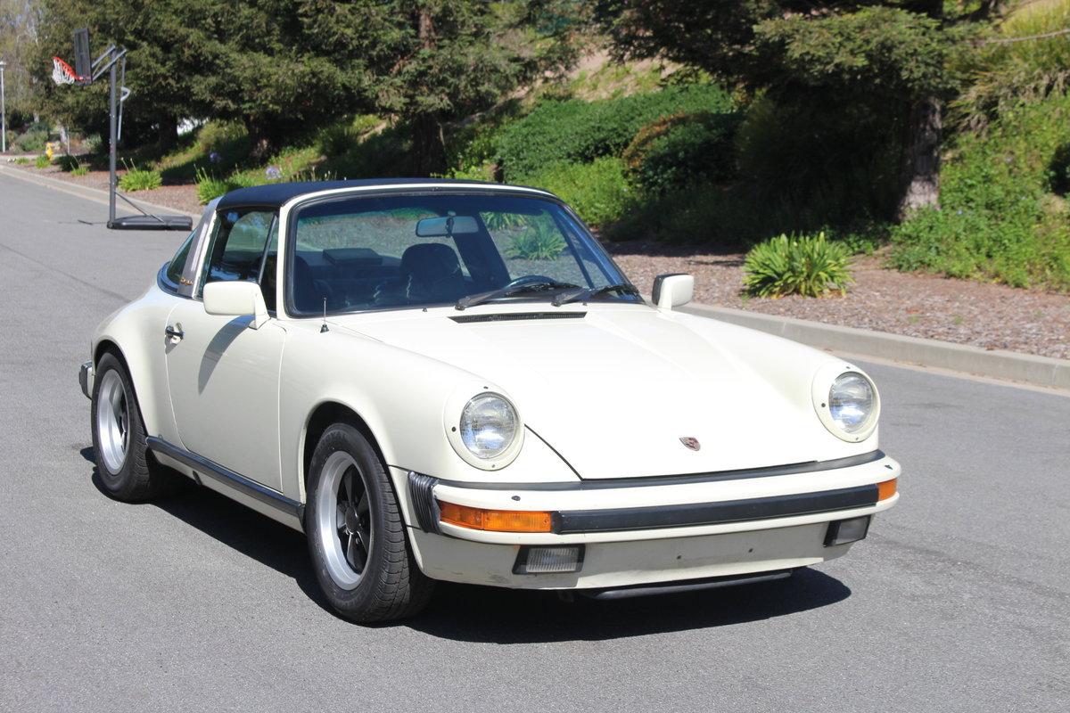 1984 Porsche 911 Targa California Car LHD SOLD (picture 1 of 6)