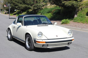 1984 Porsche 911 Targa California Car LHD For Sale