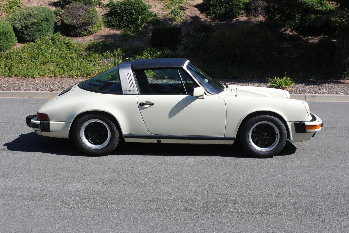 1984 Porsche 911 Targa California Car LHD SOLD (picture 2 of 6)