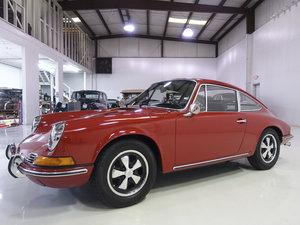 1969 Porsche 911T Coupe by Karmann For Sale