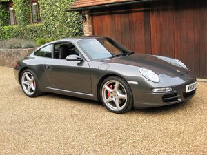 2008 Porsche 911 (997) 3.8 Carrera S With Only 24,000 Miles