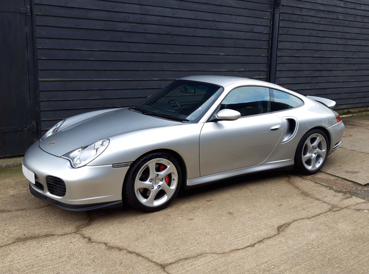 2001 PORSCHE 911/996 3.6 TURBO COUPE ( Low Mileage - F.S.H. )  SOLD (picture 3 of 6)