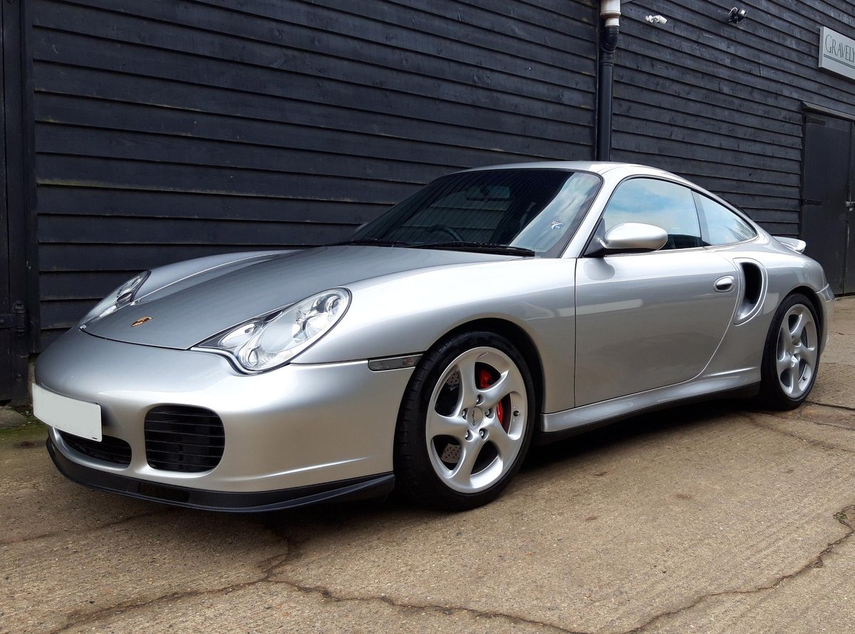 2001 PORSCHE 911/996 3.6 TURBO COUPE ( Low Mileage - F.S.H. )  SOLD (picture 4 of 6)