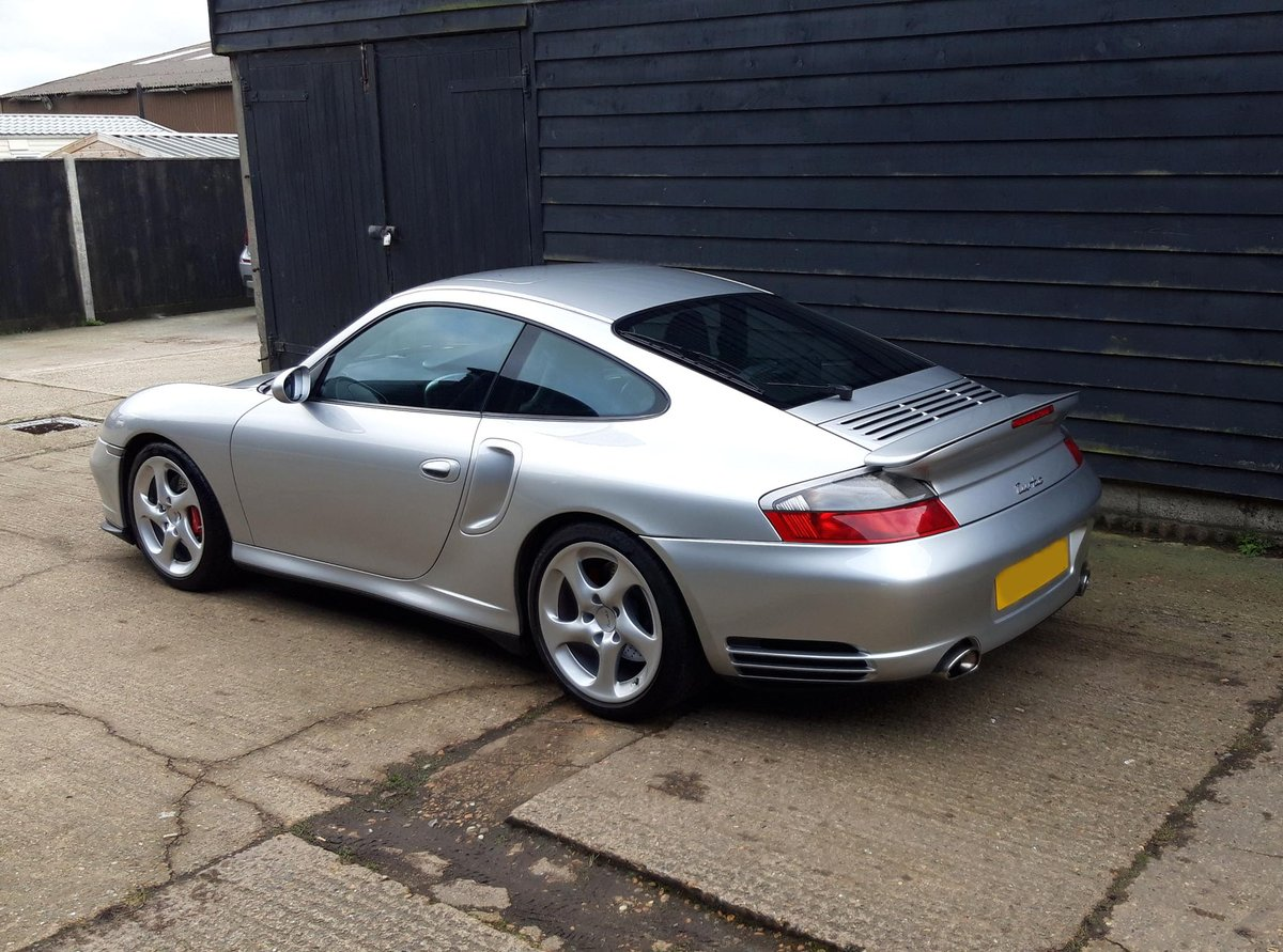 2001 PORSCHE 911/996 3.6 TURBO COUPE ( Low Mileage - F.S.H. )  SOLD (picture 5 of 6)