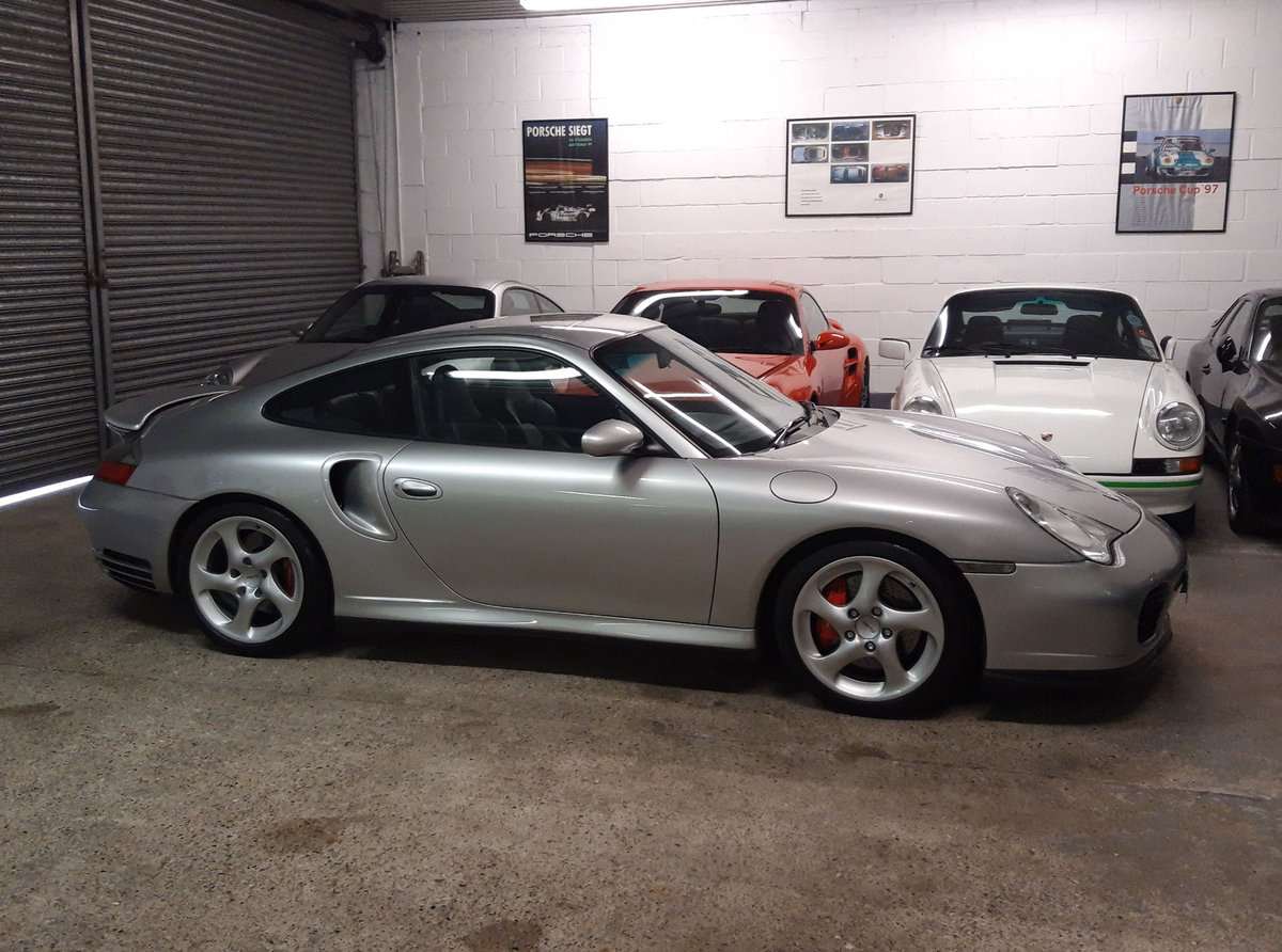 2001 PORSCHE 911/996 3.6 TURBO COUPE ( Low Mileage - F.S.H. )  SOLD (picture 6 of 6)