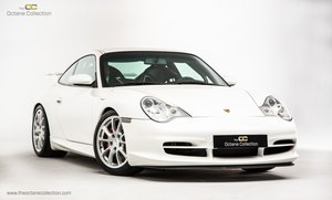2005 PORSCHE 911 (996) GT3 // RARE CARRARA WHITE GEN II WITH ONLY For Sale