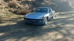1974 Porsche 914 2.0 Appearance Package, California Car For Sale