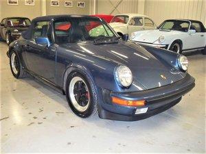 1989 LHD Porsche 911 carrera 3.2 Convertible LEFT HAND DRIVE