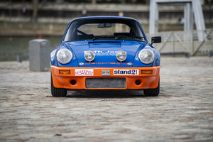 1974 PORSCHE 3,0RS ex KARAJAN For Sale