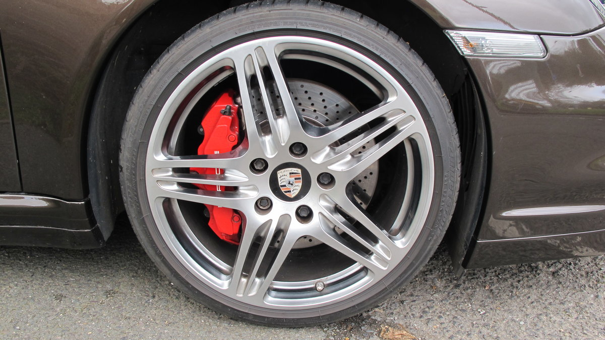 2008 Porsche 911 (997) Turbo Tiptronic Coupe Sports Exhaust For Sale (picture 5 of 6)