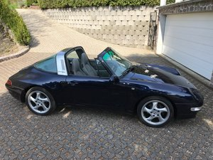 1996 Porsche 993 Targa retro For Sale