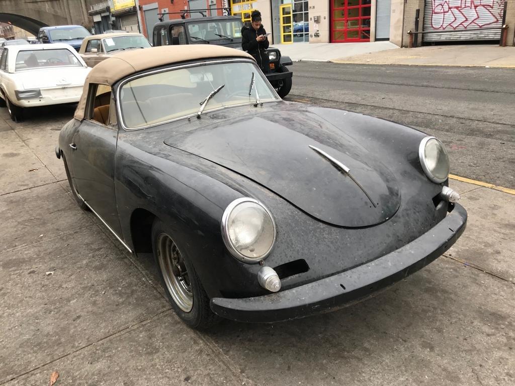 1961 Porsche 356B Cabriolet # 22791 For Sale (picture 2 of 5)