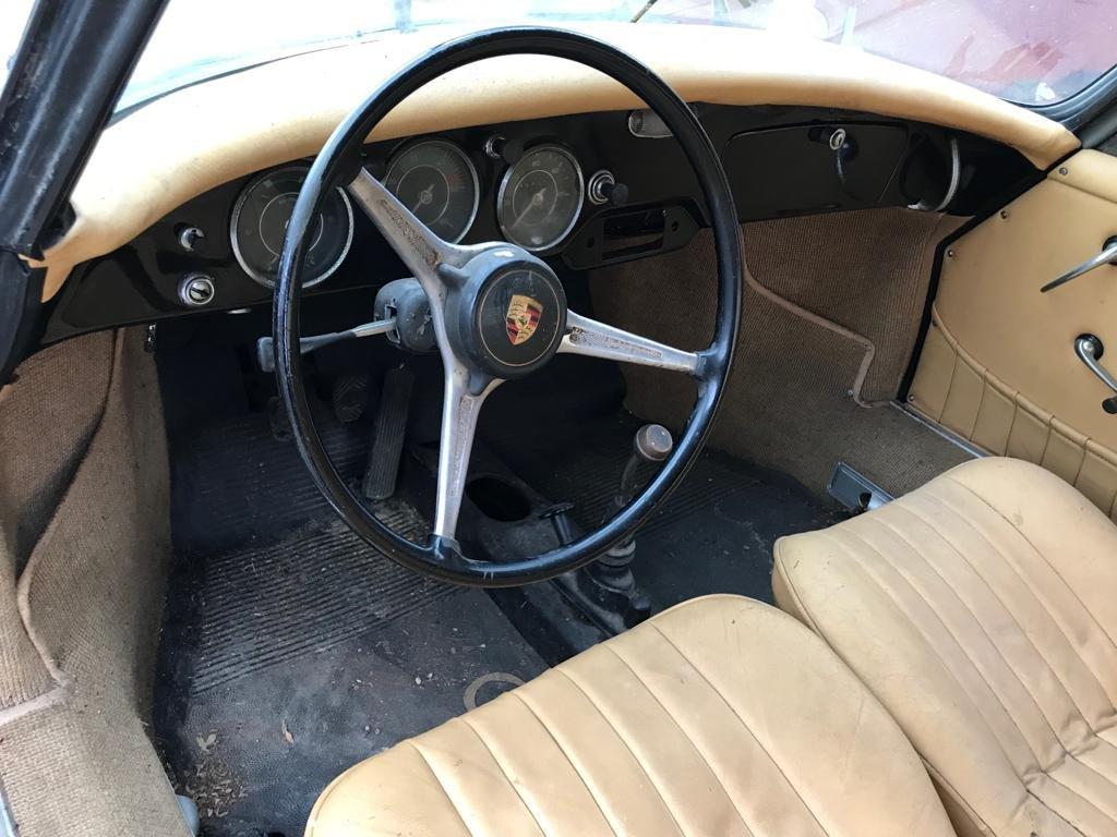 1961 Porsche 356B Cabriolet # 22791 For Sale (picture 4 of 5)