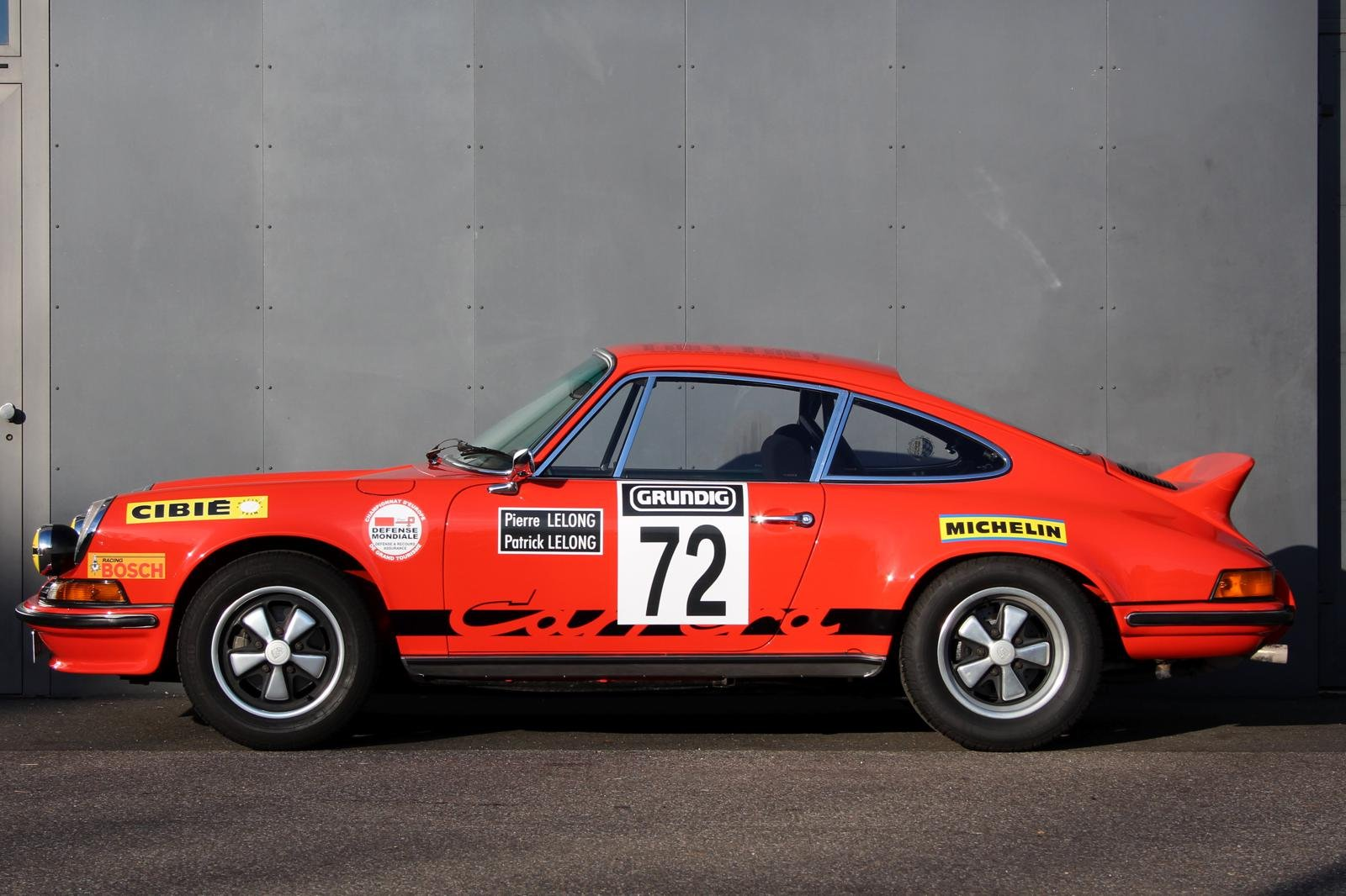1973 Porsche 911 2,7 RS Touring LHD For Sale (picture 5 of 6)