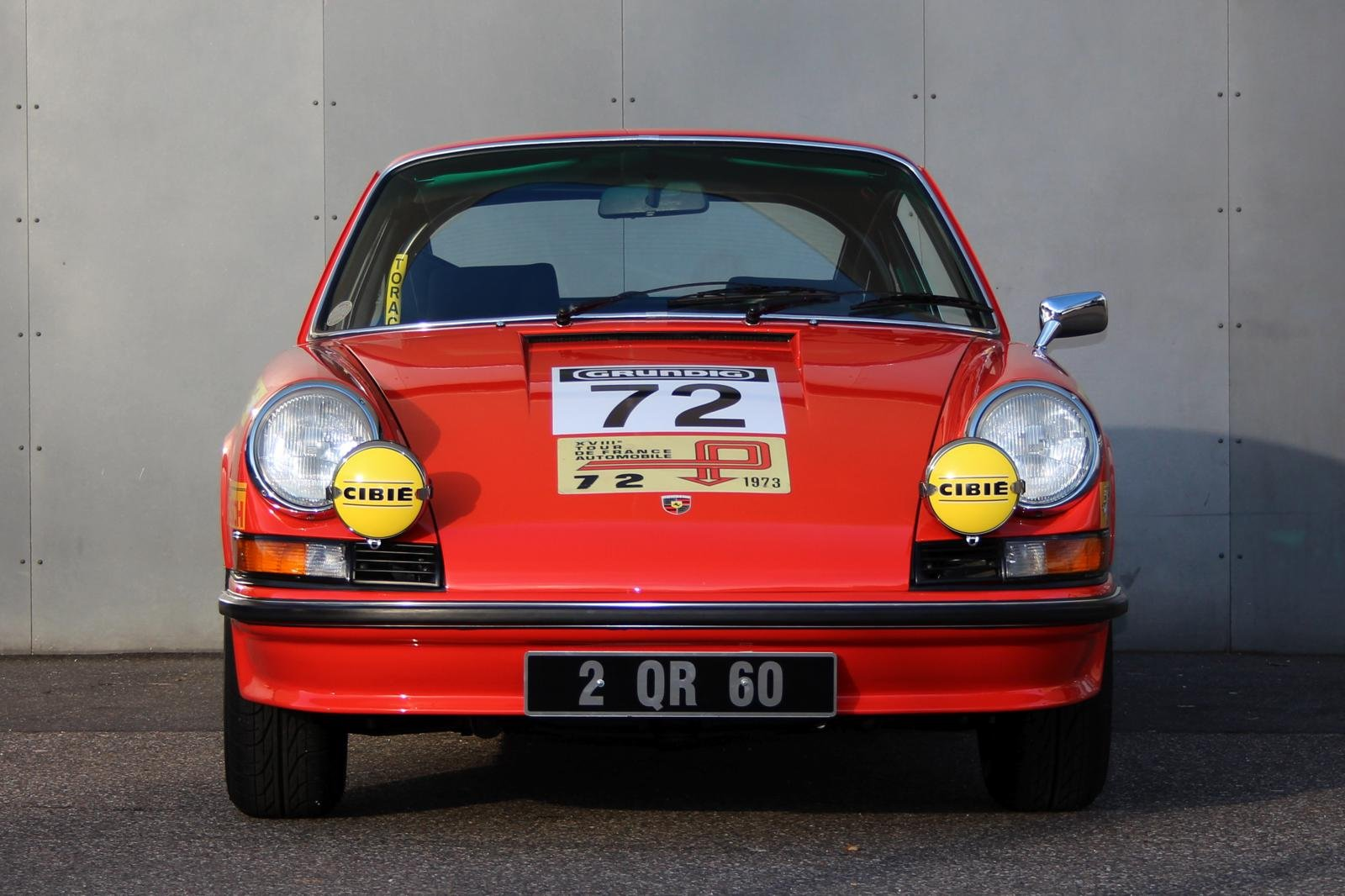 1973 Porsche 911 2,7 RS Touring LHD For Sale (picture 6 of 6)