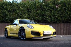 2018/18 Porsche 911 991 Carrera T For Sale
