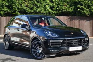 2015/15 Porsche Cayenne Turbo For Sale