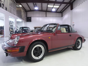 1983 Porsche 911SC Targa For Sale