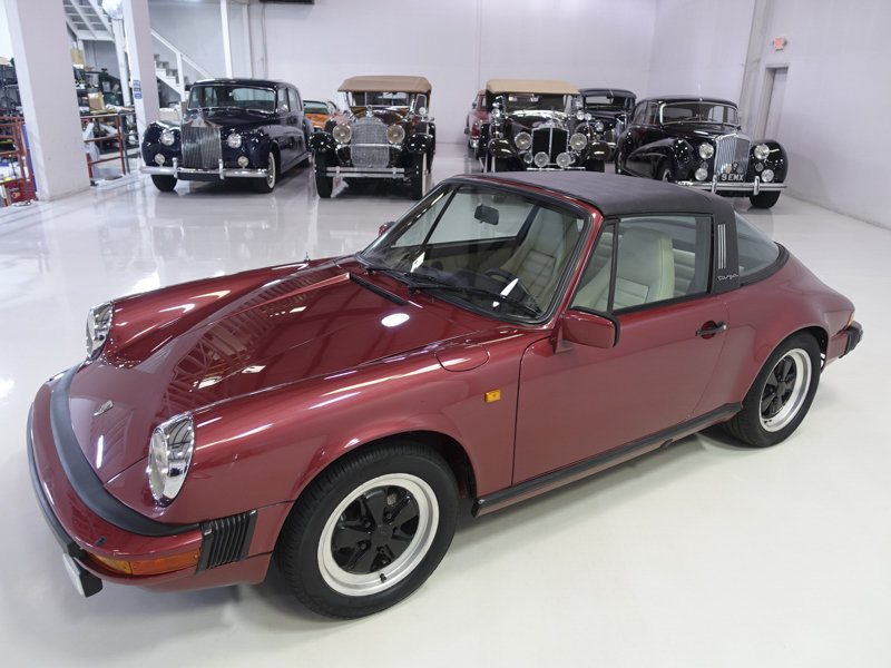 1983 Porsche 911SC Targa For Sale (picture 2 of 6)