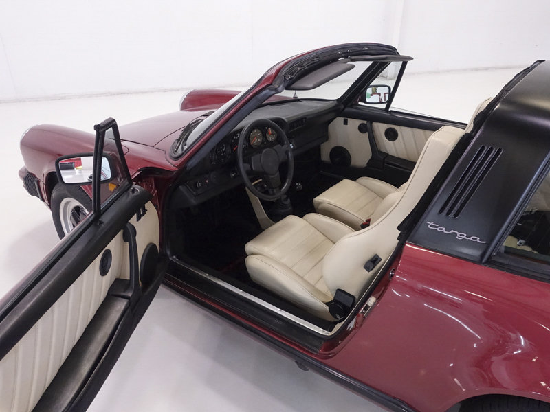1983 Porsche 911SC Targa For Sale (picture 3 of 6)