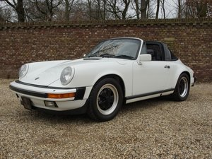1984 Porsche 911 3.2 Targa Superb original, TOP quality.