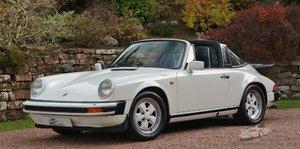 1981 Porsche 911 Targa SC 'Sport' 77000 miles For Sale