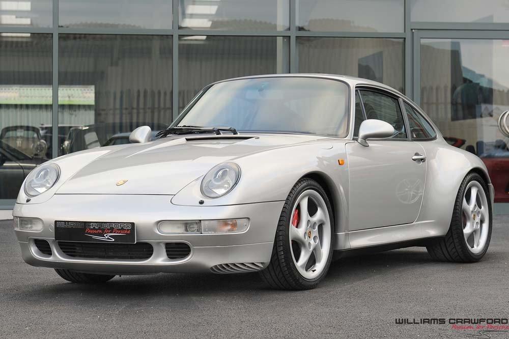 1998 Porsche 993 Carrera 4 S coupe For Sale (picture 1 of 6)