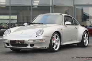 1998 Porsche 993 Carrera 4 S coupe For Sale
