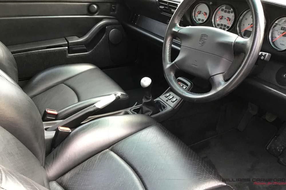 1998 Porsche 993 Carrera 4 S coupe For Sale (picture 3 of 6)