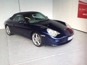 2002 Porsche 911 Cabriolet For Sale