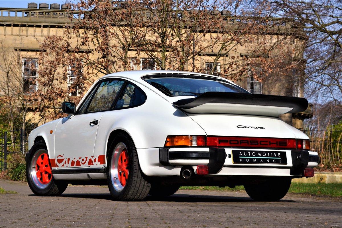 1984 Porsche 911 3.2 Carrera Coupe  For Sale (picture 2 of 6)