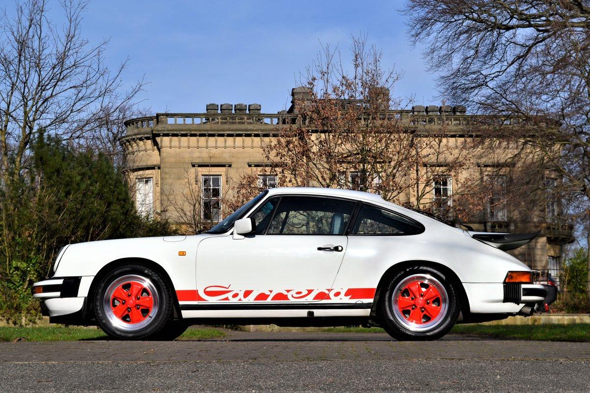 1984 Porsche 911 3.2 Carrera Coupe  For Sale (picture 3 of 6)