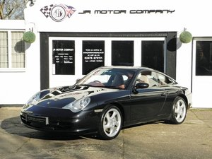 2001 Porsche 911 996 3.6 Carrrera 4 Manual Unique 911! For Sale