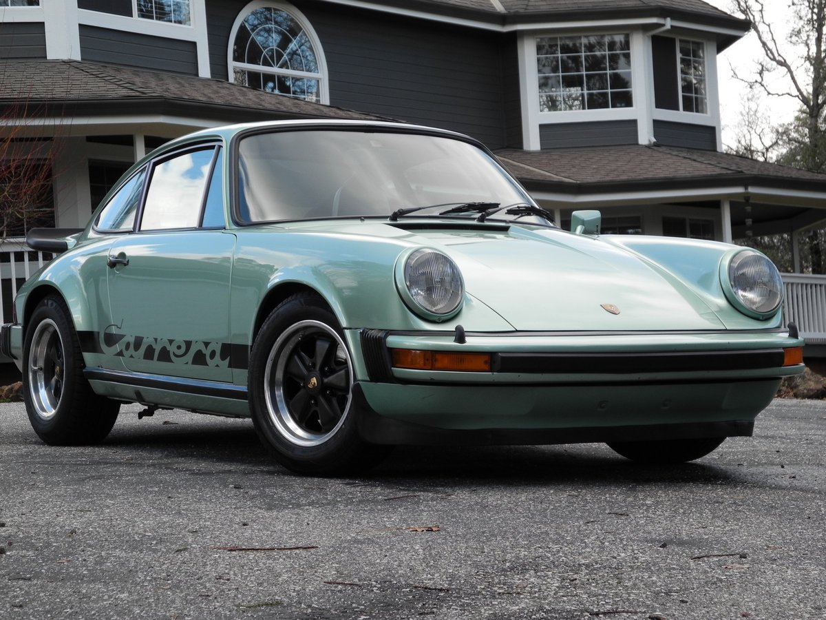 1975 Original Paint Carrera 2.7, Stunning! For Sale (picture 1 of 6)
