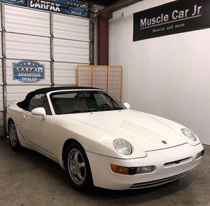 1993 Rare   Porsche 968 Cabriolet