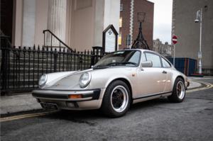 Beautiful LHD 1984 911 3.2 Carrera in inc For Sale