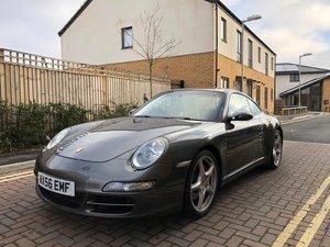 2006 Porsche 911 CARRERA 4 S 3.8 Manual Sports Exhaust